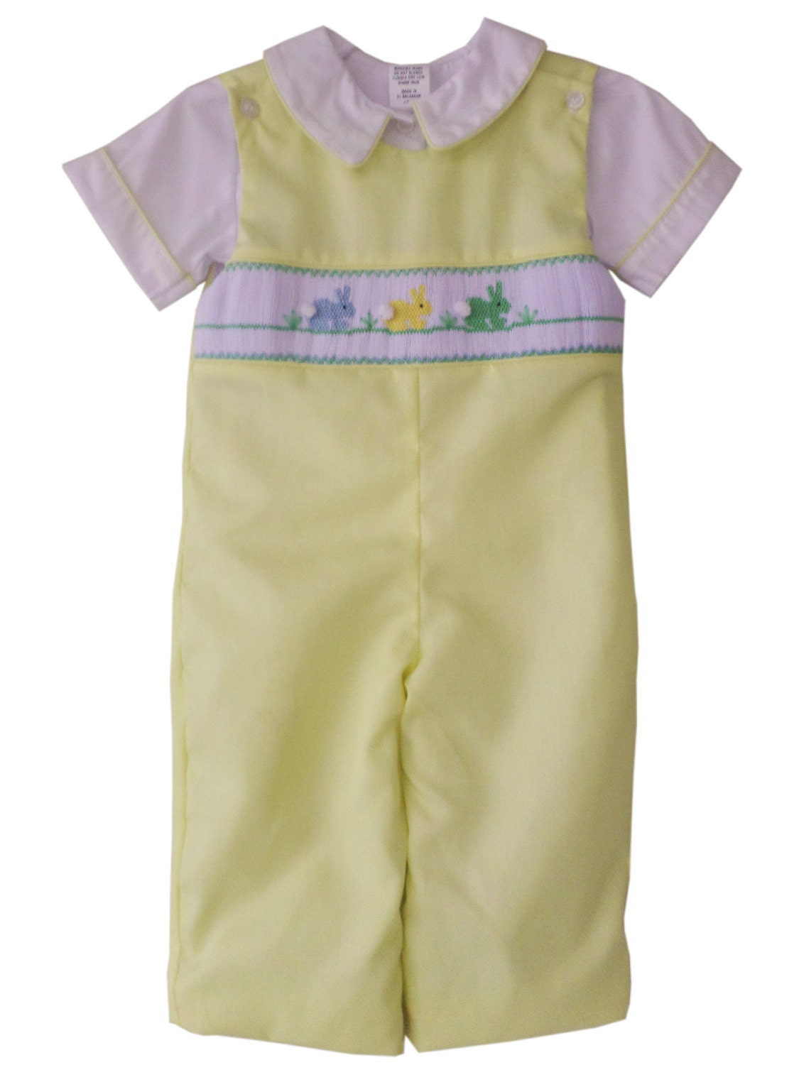 creative boys smocked outfits 14