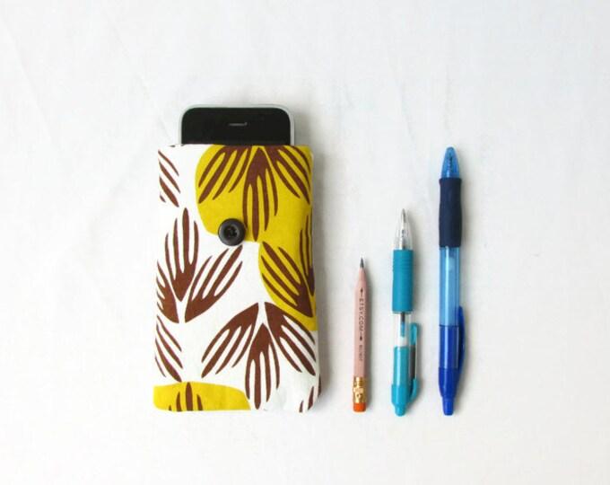 Retro print phone case, Iphone 6 5s 5c 4s samsung galaxy s2, handmade in the UK