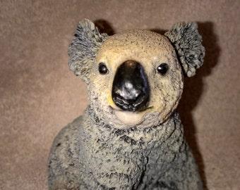 1988 Castagna Made in Italy Koala Bear Figurine
