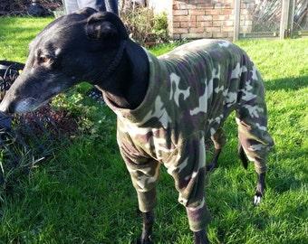 Greyhound Pyjamas In the Army Now
