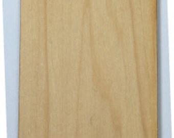 Crab Wooden Bookmark