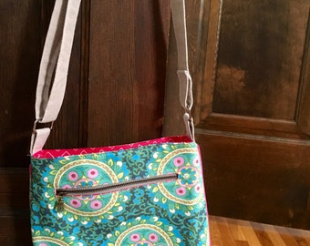 Cross Body Bag, Trail Tote