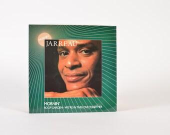 "AL JARREAU - ""Mornin"" vinyl record"