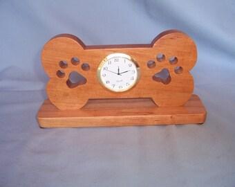 Doggie Bone Clock-Birthday Gift