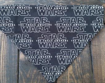 Star Wars Bandana | The Force Awakens | Dog Bandana