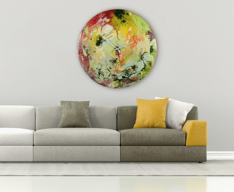 circular wall decor