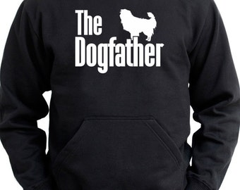 The dogfather Chinese Imperial Dog Hoodie