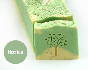 Sea dew peeling SOAP with Rosemary vegan
