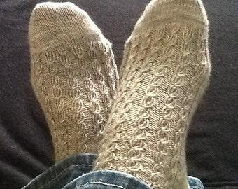 Handknit Socks - CHRISTIAN