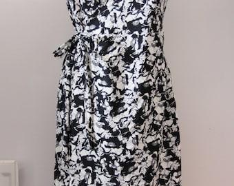 Sleeveless Wrap Dress size 10