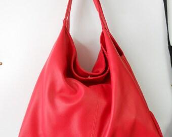 medium red shopping