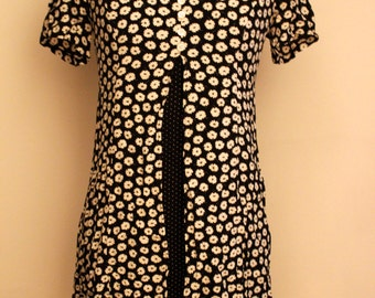 Vintage Ann Taylor Floral Dress