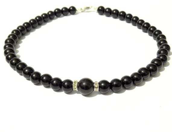 Bead Necklaces. invalid category id. Bead Necklaces. Showing 40 of results that match your query. Product - 3 Add A Bead Black Rubber Necklace Beading Cord 18