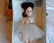 "Vintage 1950's EFFANBEE Doll* ""Pavlova"" . Famous Russian Ballerina . In original Box . Collector . Rare . Beautiful!"