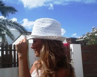 Fedora hat, hats for women, bucket hats, sun hats, crochet hat, Ivory hat, Womens hats, summer hats, fashion hats, women fedora hat, kekugi