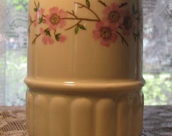 Sale - Vintage French Porcelain De Paris Glass or Toothbrush holder