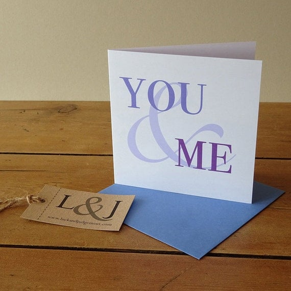 Most Romantic Wedding Gift For Husband : Anniversary card - romantic card for husband - card for wife ...