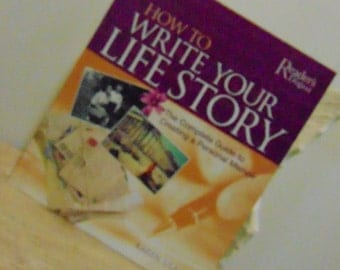 How to write a book about your life story