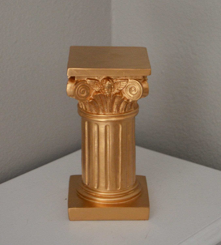 Greek Column Decor Pillar Candle Holder Pillar Pomander