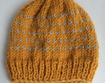 The Golden Snitch - Baby Hat