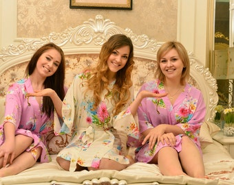 personalized gifts for bridesmaids designer bathrobes wedding gifts for groomsmen dress wedding party kimono style robes sith dressing gown