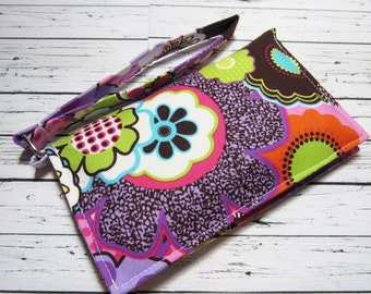 iPhone Wristlet, Cell Phone Holder, Smartphone Wallet, iPhone Clutch, iPhone Wallet, Cell Phone Wristlet, Cell Phone Wallet, Gift for Her