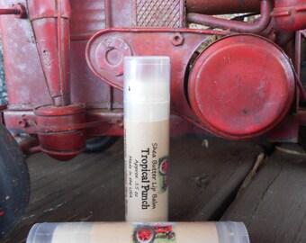Handmade Shea Butter Lip Balm - Made from Scratch & Hand-Poured