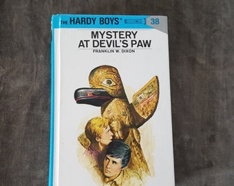 The Hardy Boys #38 by Franklin W Dixon