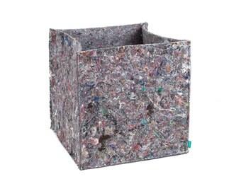 XL /XXL felt box, felt storage box, storage basket, storage bin, felt storage bag, felt bin, lego storage, household storage, fabric storage