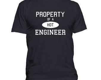 Engineer t shirt, Engineering shirt, Engineer Gift, Engineer Husband, Engineer Wife, Funny t shirt, Married To Engineer 215-41