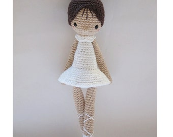 Paloma, the Ballerina - Crochet Pattern by {Amour Fou}