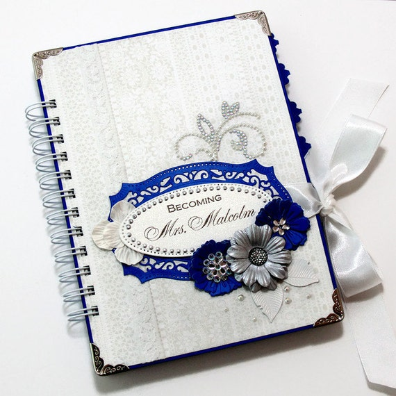 Gifts For Wedding Planner: Elegant Wedding Planner Personalized Bridal Organizer Best
