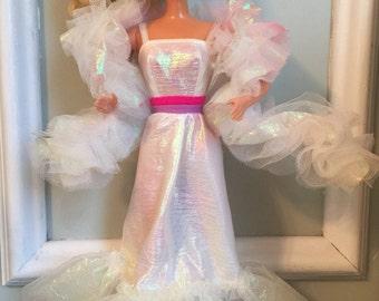 Vintage Crystal Barbie 1983