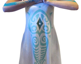 Legend of Korra Raava Inspired Dress