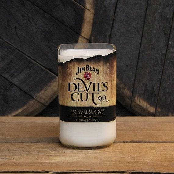 Jim Beam Devils Cut Bourbon Gift, Present For Guys, Gift For Boss, Gift For Men, Guy Gift, Valentines For Him, Man Cave Present