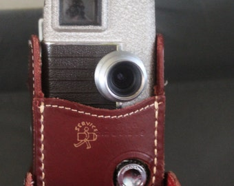 Revere 8mm Movie Camera with case