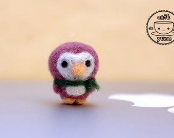 Chilly Penguin Plushie