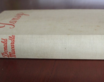 Tansy by Donald Macardle. First Edition. Hardback book.