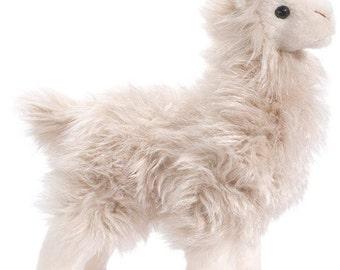 Plush Alpaca - Francois