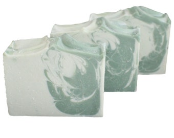 Sweet Basil Mint Soap - Free Shipping