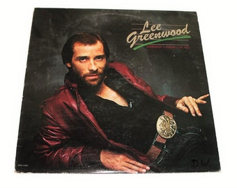 Lee Greenwood - Somebodys Gonna Love You - Vinyl Album