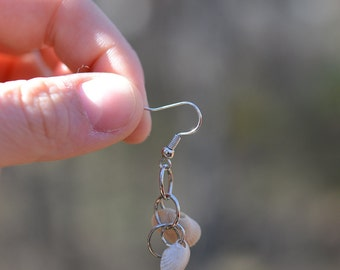 Seashell Cascade Earrings
