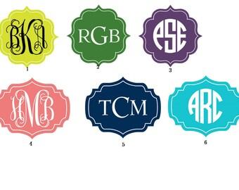 Monogram/Name Personalized Tumbler, Custom tumbler,Birthday, Teacher, Bridesmaid, Wedding, Gift