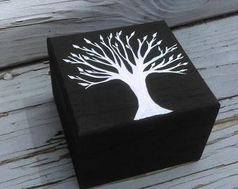 Tree Of Life Box 4'' x 4''