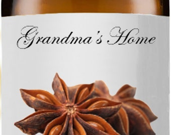 Anise Star Oil - 5mL+ - Grandma's House 100% Pure and Natural Theraputic Aromatherapy Grade Essential Oils