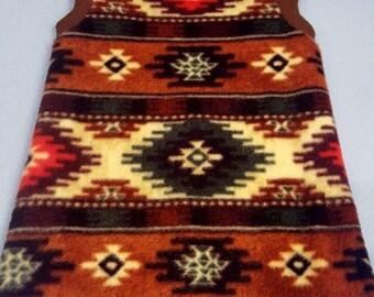 Fall Navajo - Sphynx Cat Body Sock Shirt