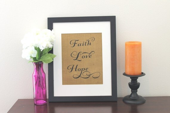 Wedding Gift, Christian Wall Art, Farmhouse Chic Sign, Scripture Signs, Bible Verse Signs, Modern Farmhouse, Gifts for Women 2017
