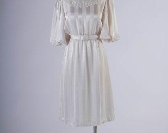 Vintage Silky Dress