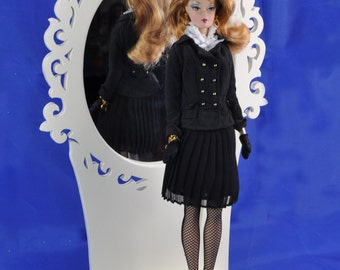 Furniture for doll 1/6  STAND exhibition, for Barbie, Fashion Royalty, Momoko, Poppy Parker, BlYthe, PULLIP, ooak doll