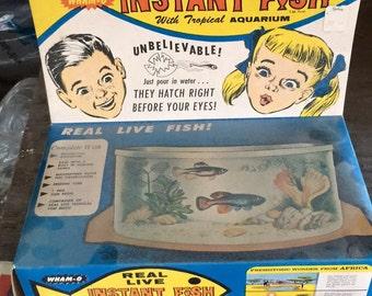 Wham-o Instant Fish Toy Aquarium